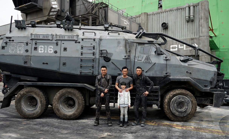 明日战记_《明日战记》内地拍摄杀青,迎影帝影后加盟八月再战香港